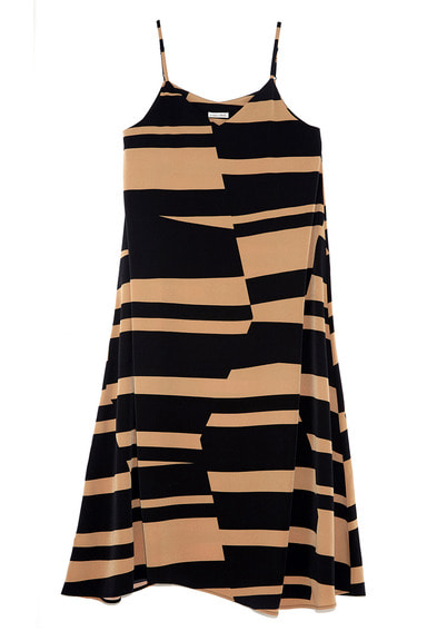mon&kids stripe dress -MOM