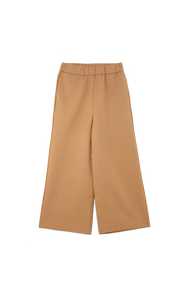 mom wide pants -BG